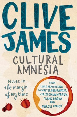 Book cover for Cultural Amnesia