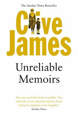 Book cover for Unreliable Memoirs
