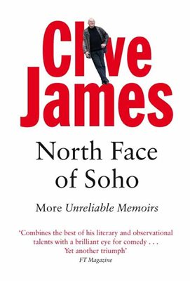 Book cover for North Face of Soho