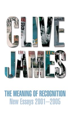 Book cover for The Meaning of Recognition