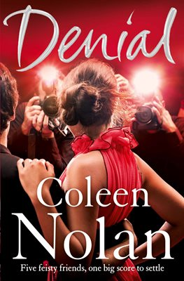 Book cover for Denial