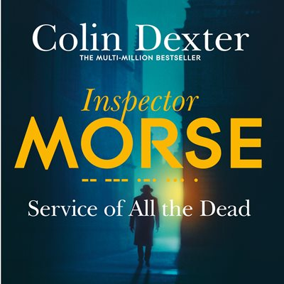 Book cover for Service of All the Dead
