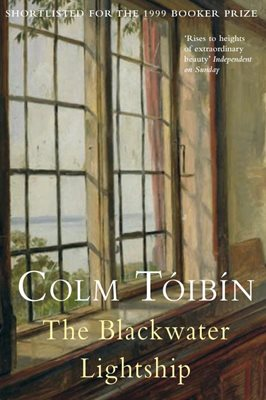 Book cover for The Blackwater Lightship