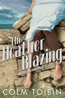 Book cover for The Heather Blazing