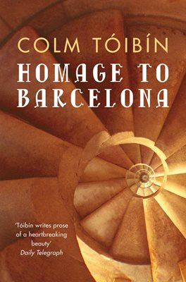 Book cover for Homage to Barcelona