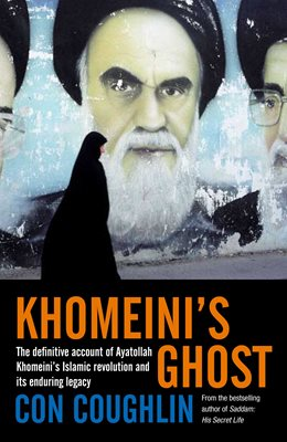 Book cover for Khomeini's Ghost