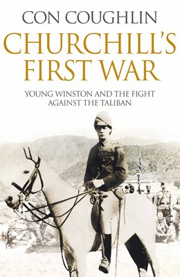 Book cover for Churchill's First War