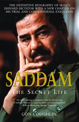 Book cover for Saddam