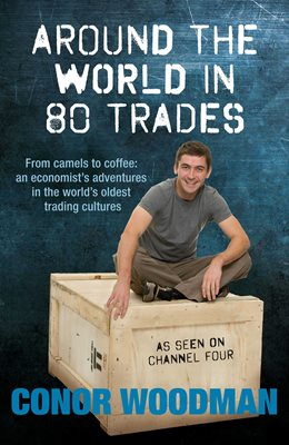 Book cover for Around the world in 80 trades