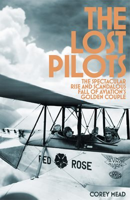 Book cover for The Lost Pilots