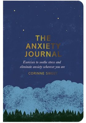 Book cover for The Anxiety Journal