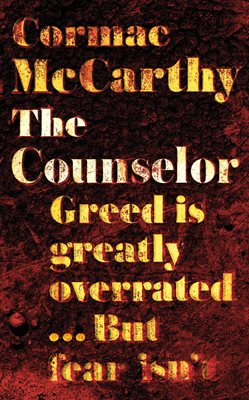 Book cover for The Counselor