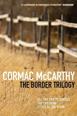 Book cover for The Border Trilogy