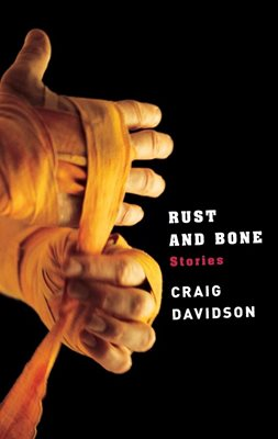 Book cover for Rust and Bone