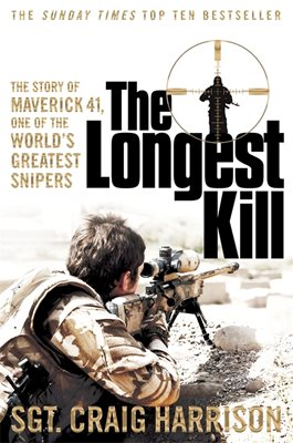 Book cover for The Longest Kill