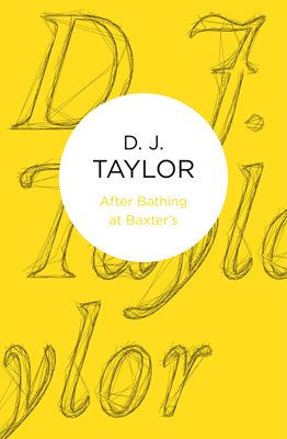Book cover for After Bathing at Baxter's