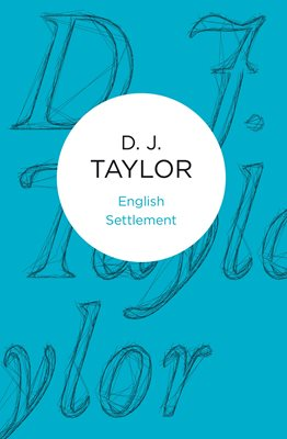 Book cover for English Settlement