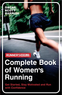 Book cover for Runner's World: The Complete Book of Women's Running
