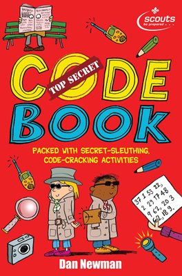 Book cover for Top Secret Code Book