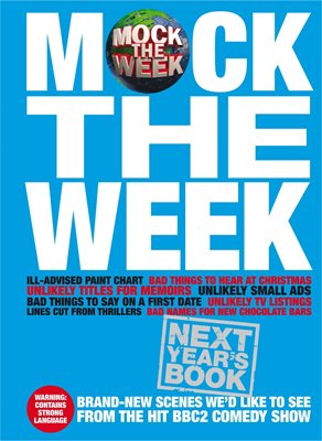 Mock the Week: Next Year's Book