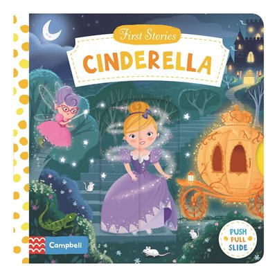 Book cover for Cinderella