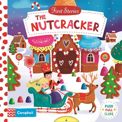 Book cover for The Nutcracker