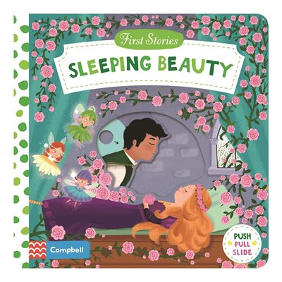 Book cover for Sleeping Beauty