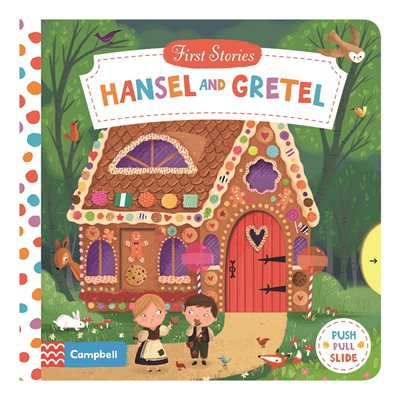Book cover for Hansel and Gretel