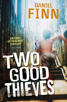 Book cover for Two Good Thieves