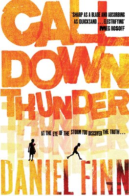 Book cover for Call Down Thunder