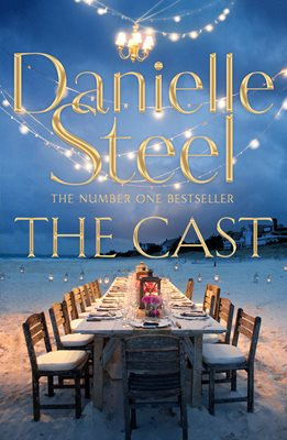Book cover for The Cast