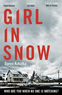 Book cover for Girl in Snow