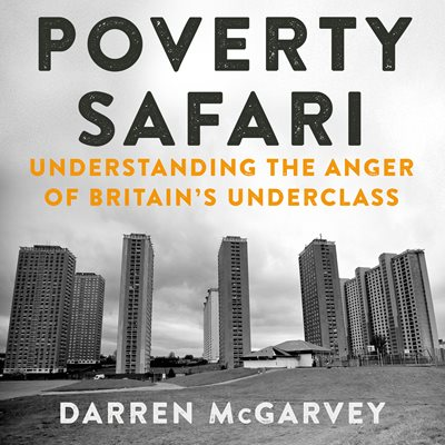 Book cover for Poverty Safari