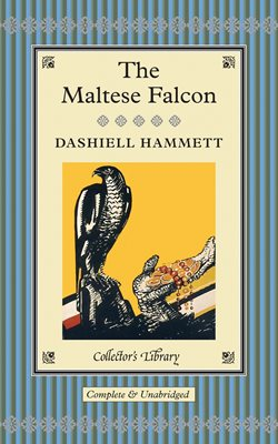 Book cover for The Maltese Falcon