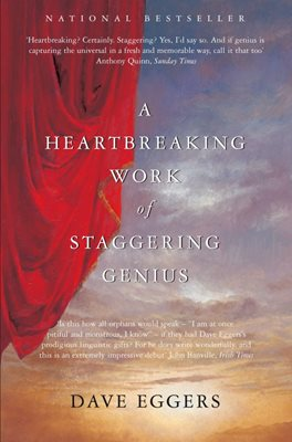 Book cover for A Heartbreaking Work of Staggering...