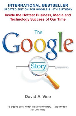 Book cover for The Google Story