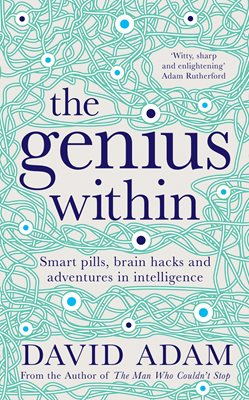 Book cover for The Genius Within