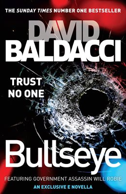 Book cover for Bullseye