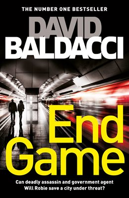Book cover for End Game