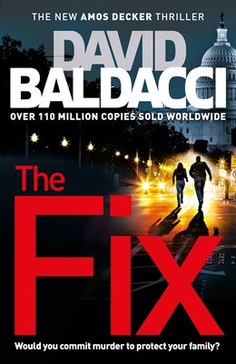 Book cover for The Fix