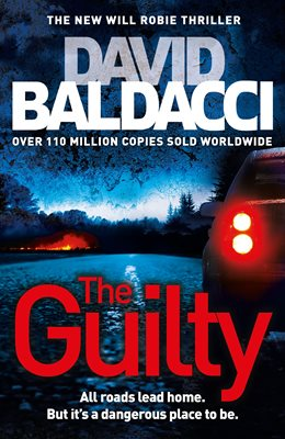 Book cover for The Guilty
