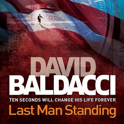 Book cover for Last Man Standing