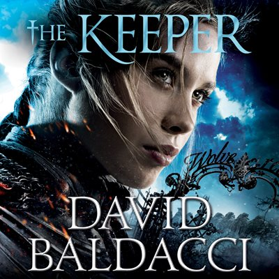 Book cover for The Keeper