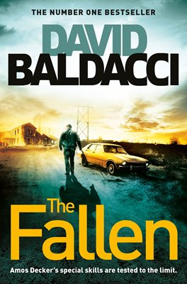 Book cover for The Fallen