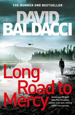Book cover for Long Road to Mercy