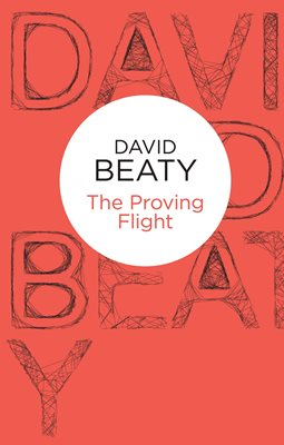 Book cover for The Proving Flight