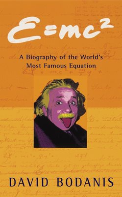 Book cover for E=mc2
