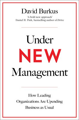 Book cover for Under New Management