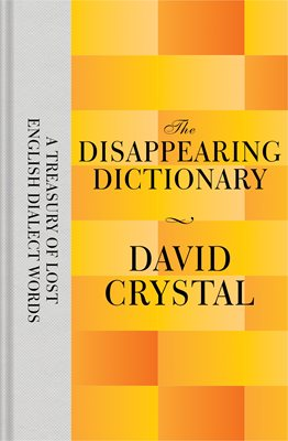 Book cover for The Disappearing Dictionary