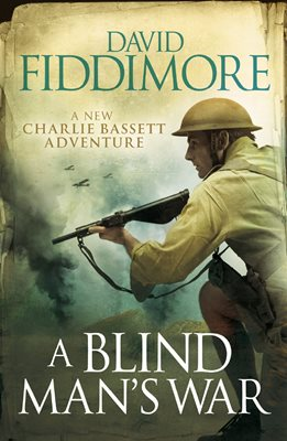 Book cover for A Blind Man's War